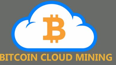 Bitcoin cloud mining